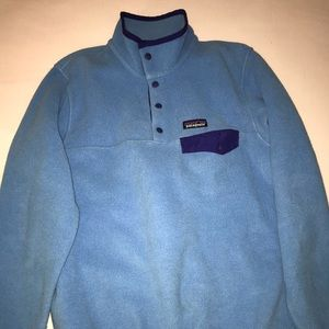 Women's Patagonia Blue Fleece